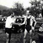 Francie 1991 Silnice; S mým trenérem