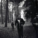 Velká Kunratická s Jardou Satoranským 1987