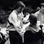 Se Svatoplukem Skopalem 1990