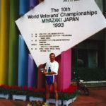 Mistovství světa Japonsko 1993 - 5000m